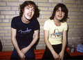 Angus and Malcolm - ac-dc photo