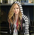 Avril Lavigne: Abbey Dawn Hoodie Hottie! - avril-lavigne photo