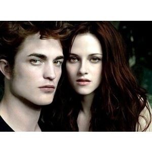 Bella and Edward Vamps =]