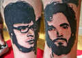 Bret And Jemaine Tattoo - flight-of-the-conchords photo
