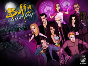 Buffy Characters!