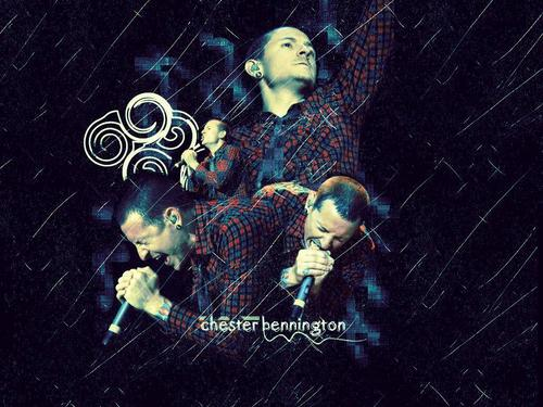 Chester Bennington wallpaper called CB