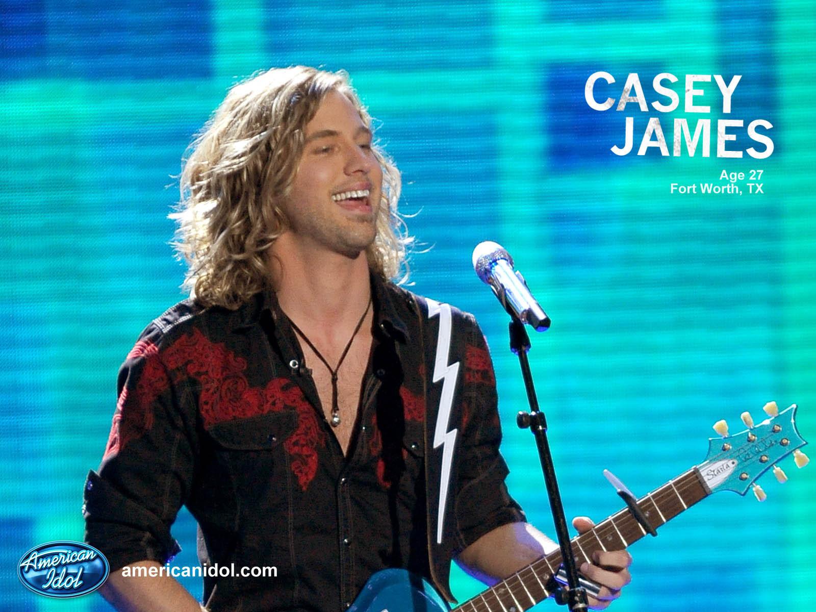 Idol casey american