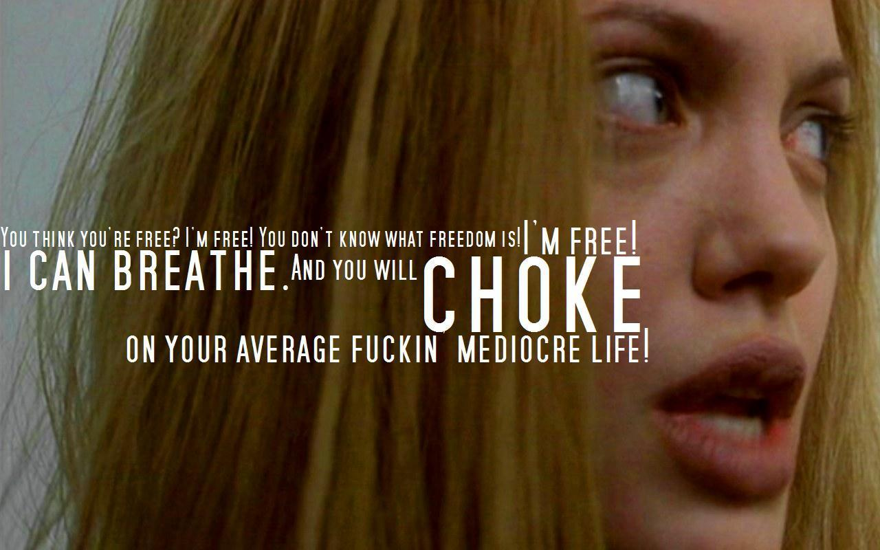 Girl, Interrupted images Choke HD wallpaper and background photos