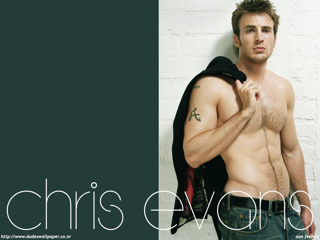 Chris - Chris Evans Wallpaper (11833924) - Fanpop