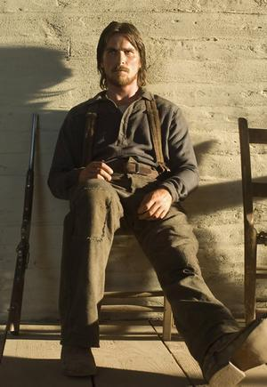 '3:10 to Yuma' was one that I just kept by Christian Bale ...