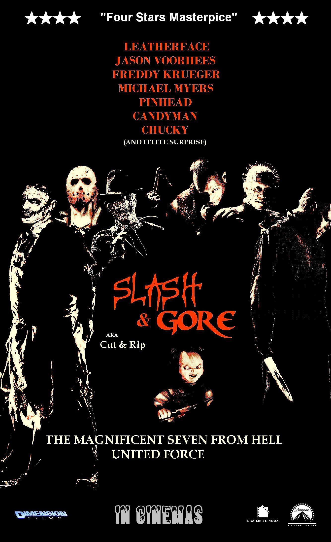 coming soon - horror legends fan art  11885289