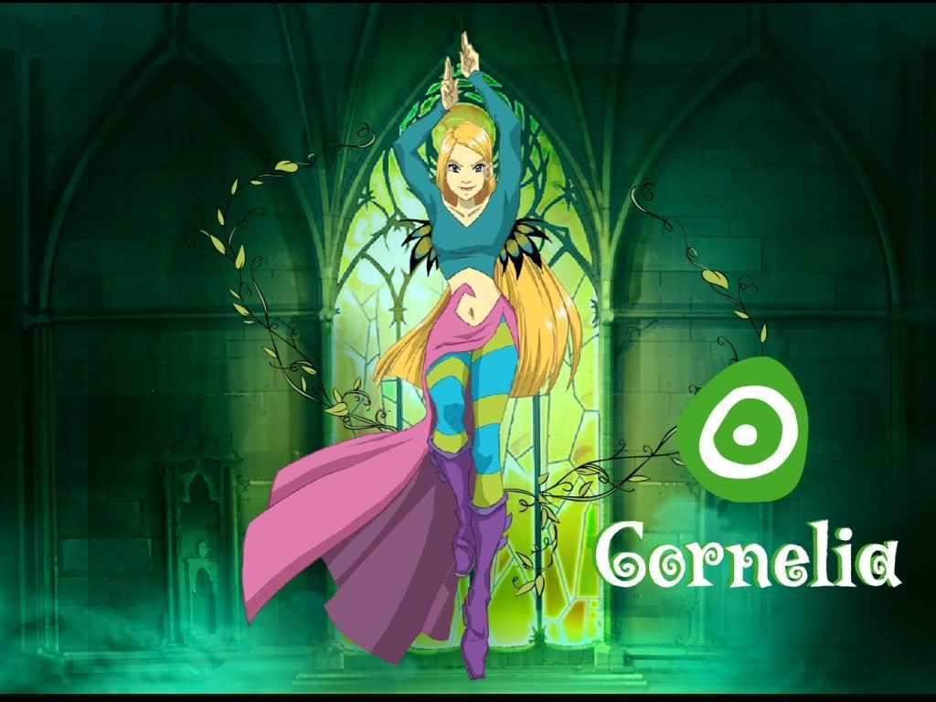 WITCH  Cornelia by nightwing1975  Homages to my