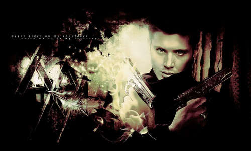 Winchester Girls wallpaper titled Dean Winchester