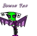 Demon Tak - invader-zim fan art