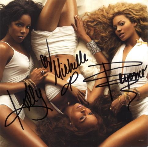 Destiny's Child - Survivor (2002 Drum & Bass Remix)