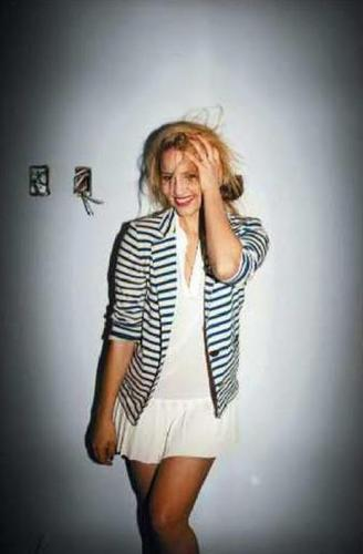 Dianna's Jalouse Magazine bức ảnh Shoot