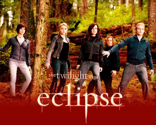 Eclipse - प्रशंसक art