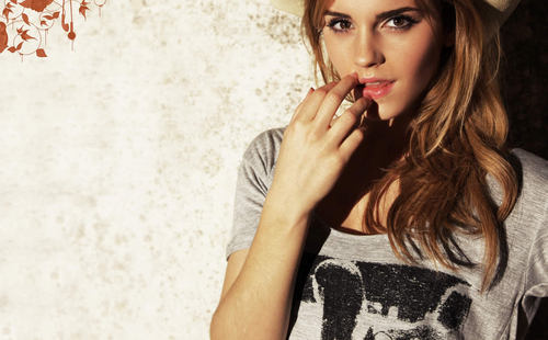 Emma Watson 20th Birthday photoshoot