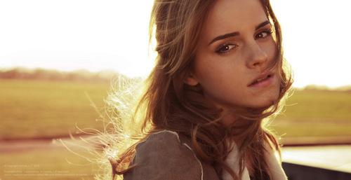 Emma Watson 20th Birthday photoshoot