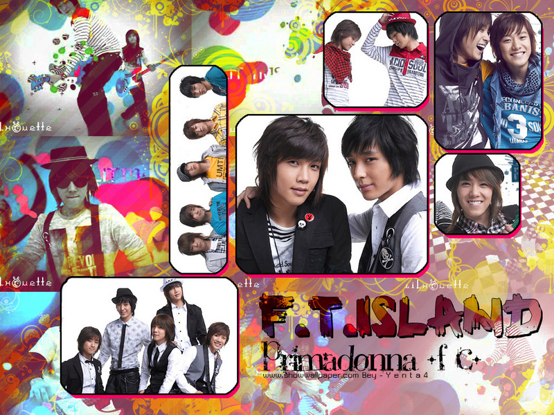 ft island wallpaper. FT Island