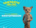 Fantastic Mr. Fox - Wallpaer - Kristofferson - fantastic-mr-fox wallpaper