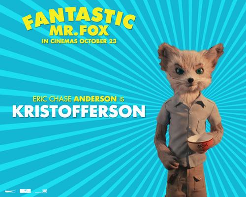 Fantastic Mr. volpe - Wallpaer - Kristofferson
