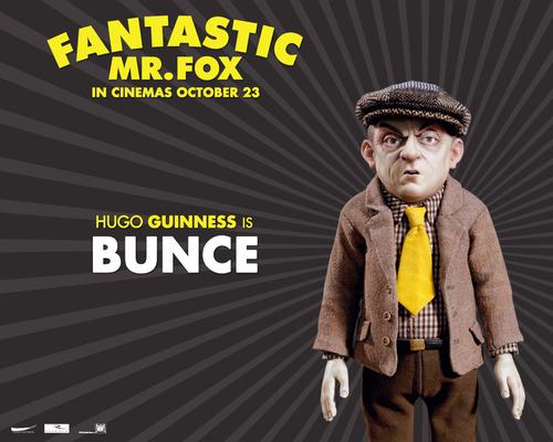 Fantastic Mr. लोमड़ी, फॉक्स - वॉलपेपर - Bunice