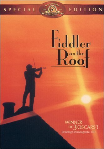 Fiddler on theRood special Edition DVD case