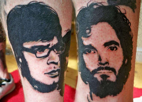 Flight Of The Conchords Tattoo