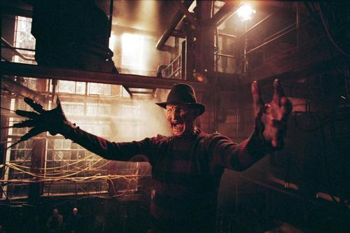 Freddy Krueger karatasi la kupamba ukuta called Freddy Krueger