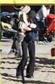 Gisele Bundchen & Tom Brady: Playground Pair - gisele-bundchen photo