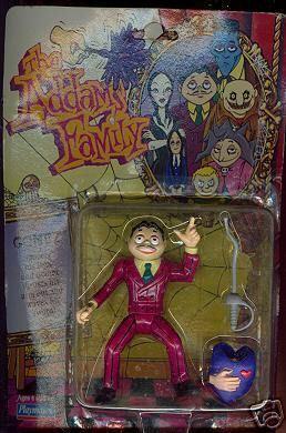 Gomez Addams toy