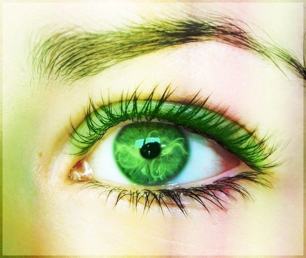 Green Eye - Eyes Photo...