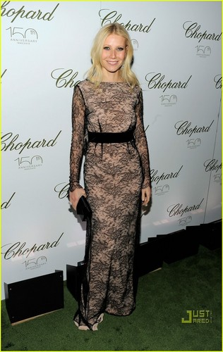 Gwyneth Paltrow & Kate Hudson: Chopard Chicks