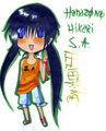 Hanazono Hikari - special-a fan art