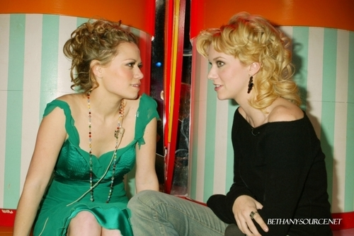 Hilarie and Joy. <3