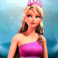 icon for barbie in a Mermaid Tale Banner