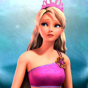 barbie in mermaid tale wallpaper titled Icon for Barbie in a Mermaid Tale Banner