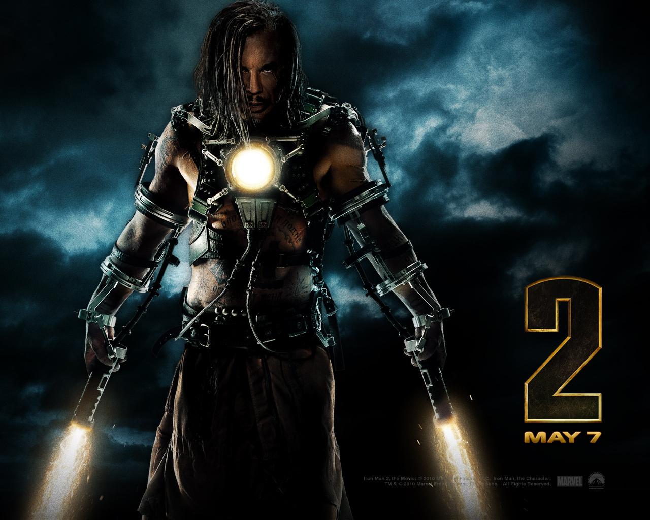 iron man 2 2010 upcoming movies wallpaper 11876092
