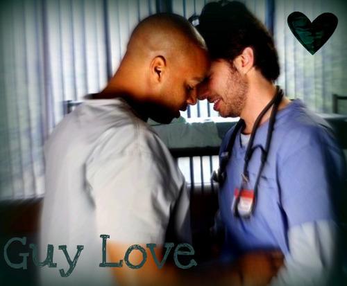 J.D. & Turk: Guy tình yêu