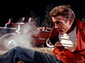 James Dean In Rebel Without A Cause - rebel-without-a-cause photo