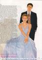 James and Joy in magazine