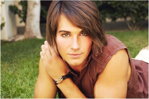 big time rush wallpaper titled James