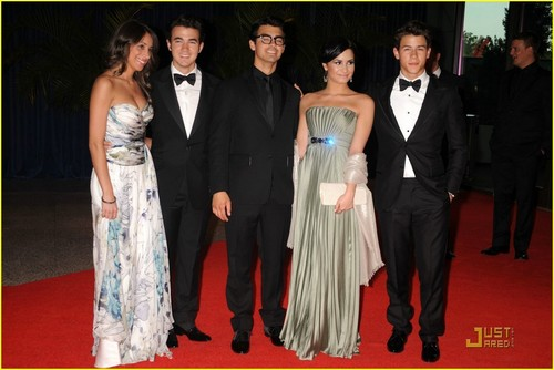 Jonas Brothers: White House Correspondents Dinner!