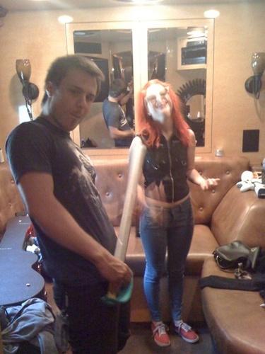 Josh and Hayley
