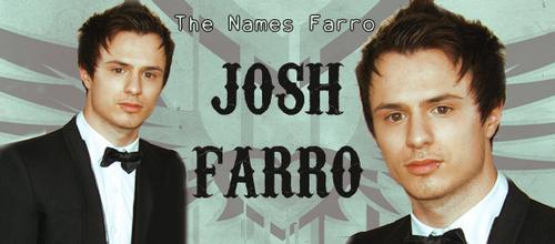 Josh fanart<3