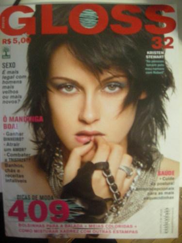 K Stew - gloss magazine
