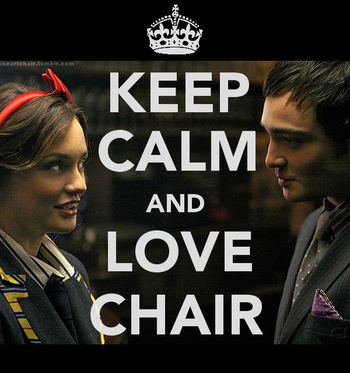 Gossip Girl Quotes Season 2: Blair & Chuck Fan Art (11898511)