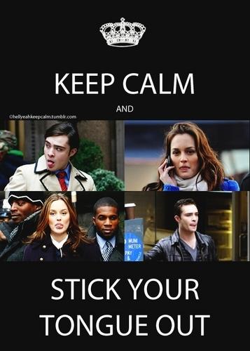 Kepp calm and ...