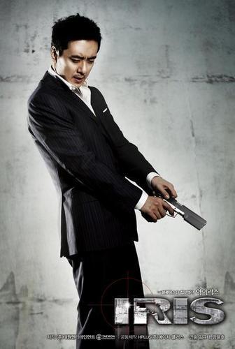 Kim Seung Woo in IRIS