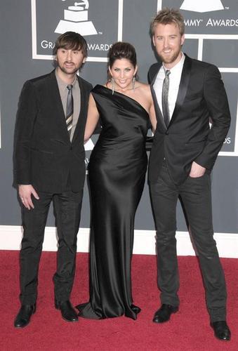 Lady A @ 52nd Grammy's