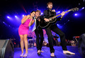 Lady A @ ACM All Star Jam - lady-antebellum photo
