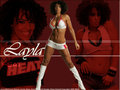 Layla Short Hair - wwe-layla wallpaper