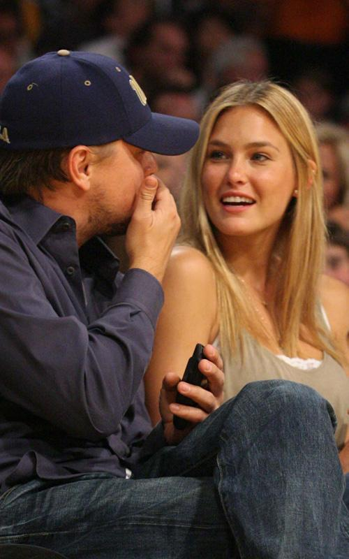 leonardo dicaprio and bar refaeli 2010. ar refaeli girlfriend.